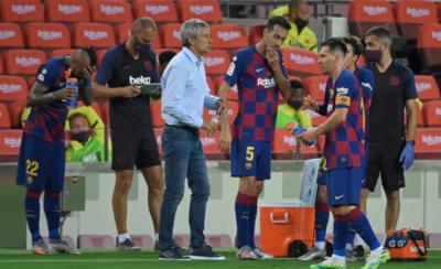HOY / Setién vuelve a mandar al descenso a Espanyol, esta vez como técnico