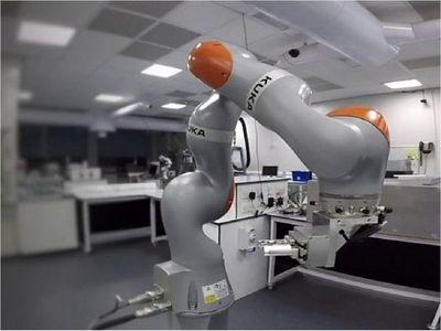 """Crean un """"robot científico"""" capaz de realizar experimentos de laboratorio"""