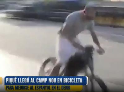 Lleva, llévame en tu bicicleta...