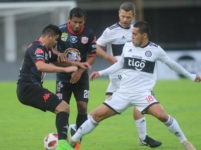 Olimpia derrotó 4-1 al Sp. San Lorenzo en el segundo amistoso