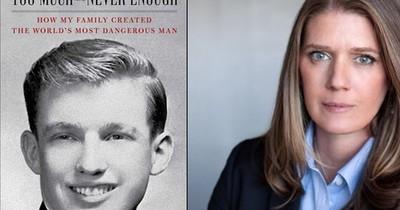 """Sobrina de Trump lo describe en su libro como un narcisista mentiroso con un padre """"sociópata"""""""