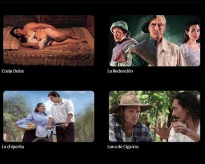 Habilitan películas paraguayas en la red