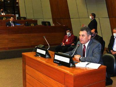 Villordo negó a los diputados que haya sobrefacturaciones
