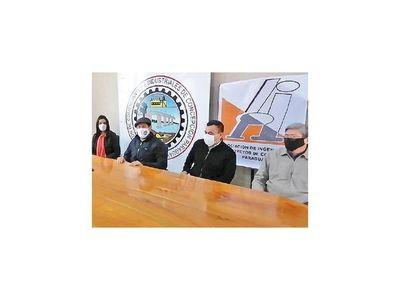 Comerciantes denuncian distribución discriminada de cemento  de la INC