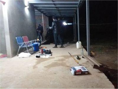 Primer allanamiento tras asesinato de jefe de seguridad penitenciario