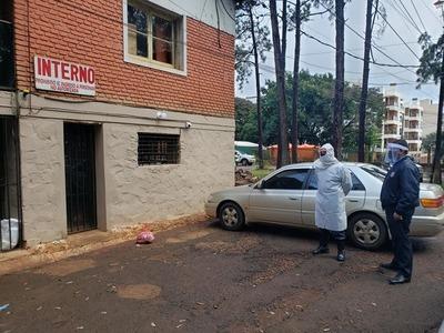 Prohíben recibir detenidos en la Dirección de Policía del Alto Paraná