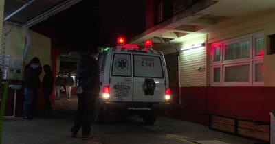 Presunto caso de feminicidio y posterior suicidio en Capiatá
