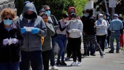 EEUU registró 773 nuevas muertes por coronavirus en 24 horas y llega a 132.000