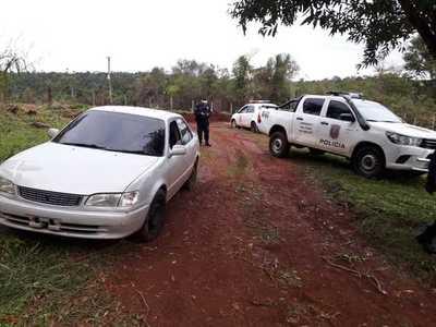 Persecución, balacera y recuperación de un automóvil robado el mes pasado