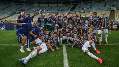 Fluminense, el primer campeón sudamericano en medio del coronavirus