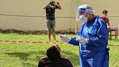 Aumentan casos sin nexos de Covid-19 en el Alto Paraná