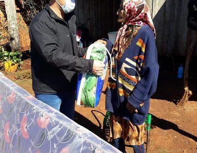 Intendente entrega ayudas sociales y asiste a campesinos para paliar crisis – Diario TNPRESS