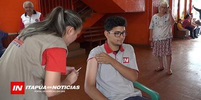 HRE DISPONE DE VACUNAS PARA INFECCIONES RESPIRATORIAS