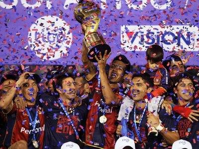 'Pájaro' recordó el campeonato que Cerro arrebató a Olimpia en 2012