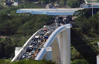Disminuyeron pedidos de retorno de compatriotas desde Brasil