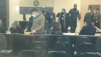 31M: Ratifican prisión preventiva para el suboficial Gustavo Florentín
