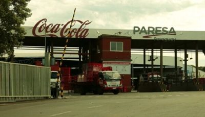 Confirman contagios en empresa vial y fabricante de Coca Cola