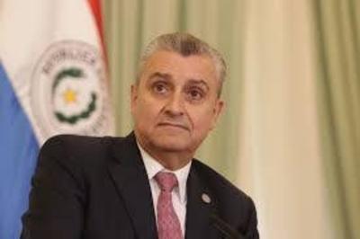HOY / Declaraciones del jefe de Gabinete de la Presidencia, Juan Ernesto Villamayor