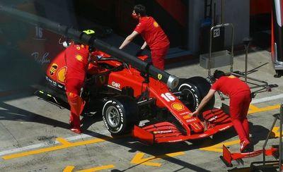 Mercedes y Ferrari, llamadas al orden por protocolo sanitario