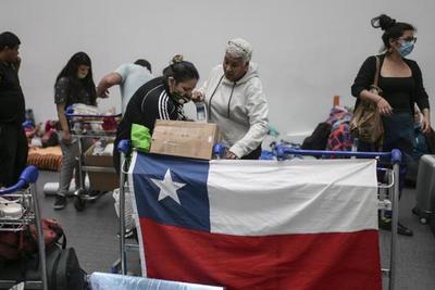 Chile reportó más de 100 fallecidos y 3.100 nuevos casos de COVID-19