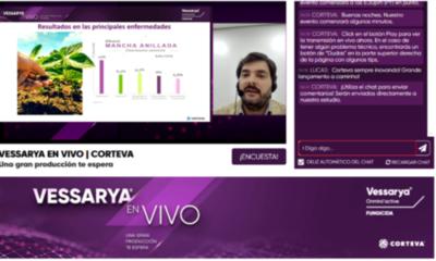 » NUEVO FUNGICIDA: Corteva lanza Vessarya en Paraguay online