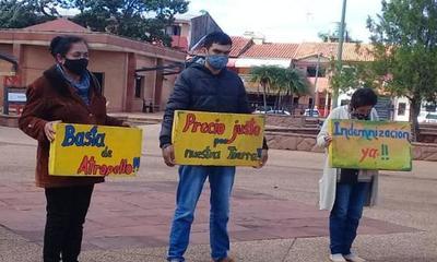 Pobladores de la zona de San Antonio piden reunirse con el MOPC – Prensa 5