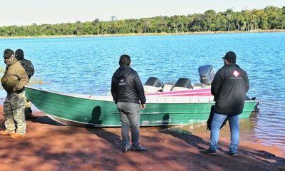 Detienen a 8 presuntos contrabandistas a orillas del Paraná