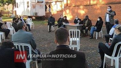 SIGUEN TRABAJANDO EN UNA ALIANZA DE SALUD A FAVOR DEL PEDIÁTRICO.