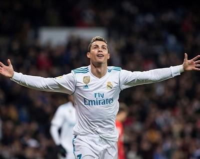 Los bestiales números de Cristiano Ronaldo