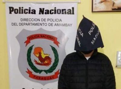 Propietario de panederia fue detenido en Pedro Juan por ingresar con productos presuntamente de contrabando del Brasil