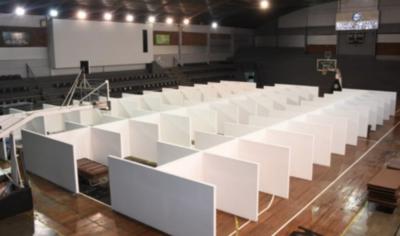 HOY / Paraguayos que vienen de Argentina se alberga en club Olimpia