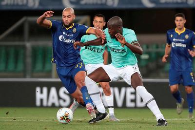 Verona aplica un nuevo freno al Inter
