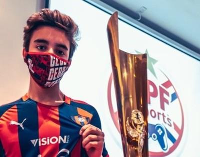 Cerro Porteño y un paso gigante en eSports