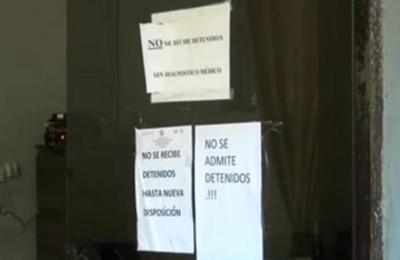 Ya no hay lugar para detenidos en Alto Paraná