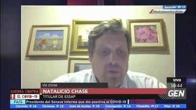 HOY / Natalicio Chase, presidente de la ESSAP, sobre el proceso de facturación