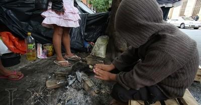 """""""Hacé tu parte"""": si ves niños en situación de calle llamá al 147 y protegelos del frío"""