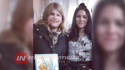 MADRE E HIJA CELEBRAN INGRESO A MISMA CARRERA UNIVERSITARIA.