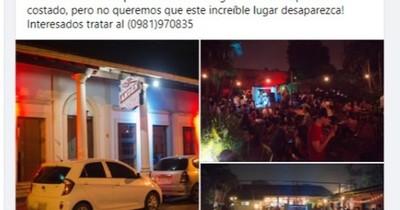 Masivo cierre de locales gastronómicos ante el duro golpe de la pandemia