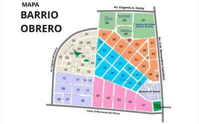 Inician plan piloto para potenciar turísticamente Barrio Obrero en CDE