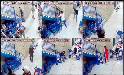 HOY / Imagen muestra que vainilla cae del arma que no era de Florentín