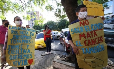 HOY / Suman 32 los fallecidos por cáncer en la cuarentena ante el olvido de autoridades