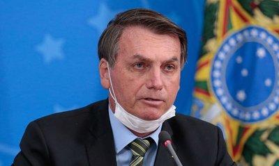 El insistente pedido de Bolsonaro pese a estar infectado y en cuarentena