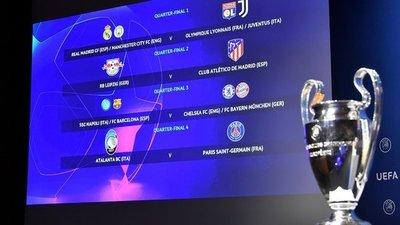 Champions League 2019/2020: cómo quedaron los cruces de cuartos de final y los que están por definirse