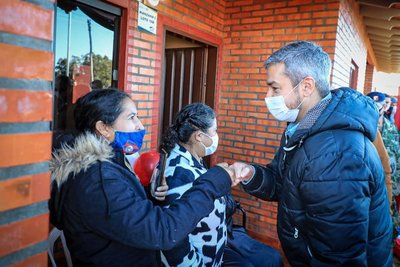 Abdo advierte que estamos en momento más vulnerable y pide extremar cuidados sanitarios