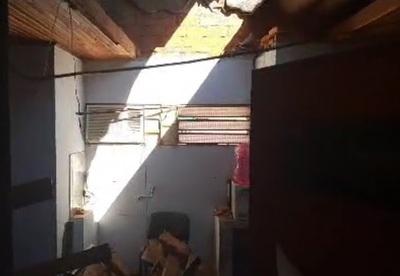 Incidente en oficina de la sede fiscal de Caazapá no deja víctimas ni heridos graves