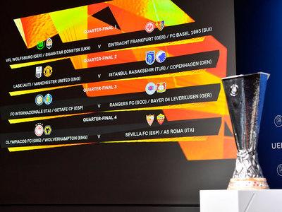 Así proseguirá la Europa League desde el 5 de agosto