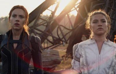 Scarlett Johansson deja Black Widow y queda Florence Pugh
