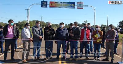 """""""Ruta del Progreso"""" ya es realidad en Misiones"""