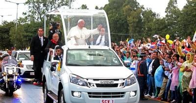 Papa Francisco en Paraguay: pasaron 5 años de aquella histórica visita, pero su mensaje sigue vigente