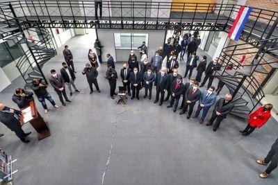 ANNP inaugura nuevas oficinas para funcionarios, salpicadas con denuncias de sobrefacturación